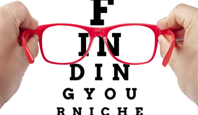 find your niche image