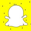 Snapchat icon illustration