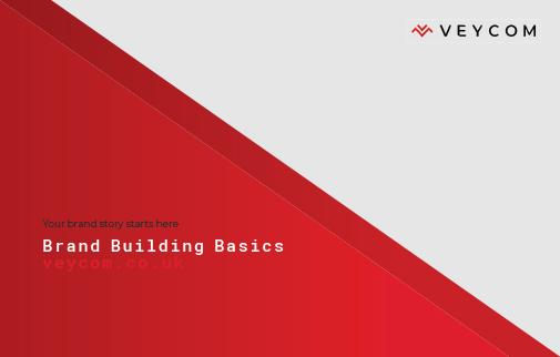 brand building basics cover
